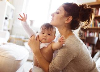 Samen Zwanger - 6 maanden oud_week 1