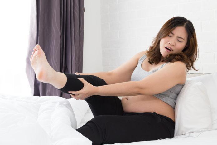 Samen Zwanger - Beenkrampen