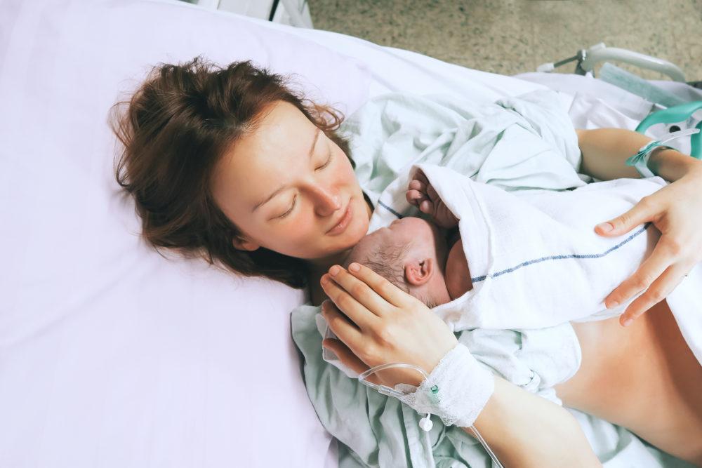 zwanger bevallen