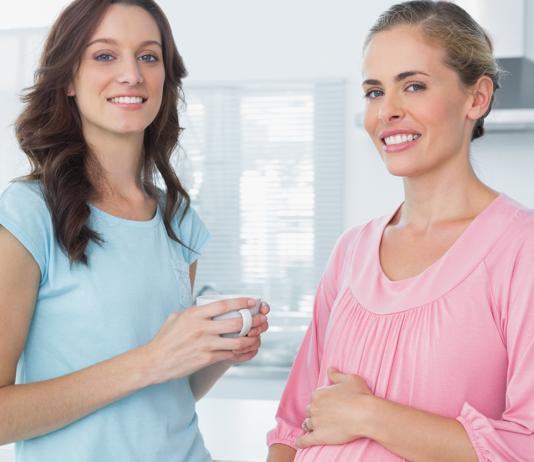 Samen Zwanger - Een coach bij elke wee