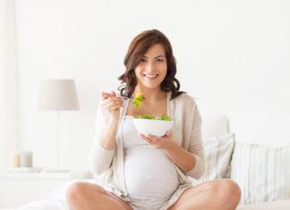 Samen Zwanger - Gezonde voeding tijdens de zwangerschap