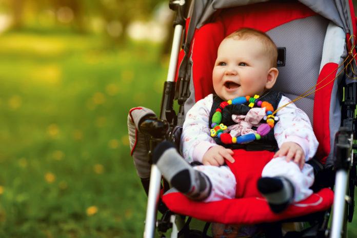 Samen Zwanger - Kinderwagen