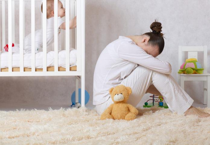 Samen Zwanger - Mijn vrouw heeft een postnatale depressie