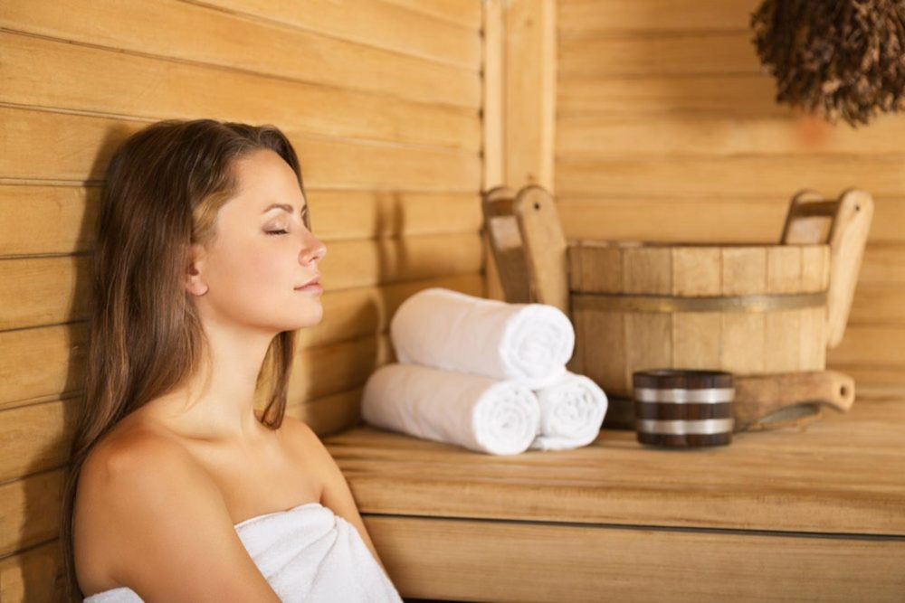 Mogen zwangere vrouwen dan toch in de sauna? - Samen Zwanger