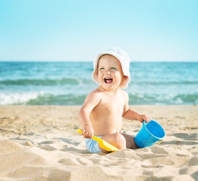 Samen Zwanger - Veilig in de zon