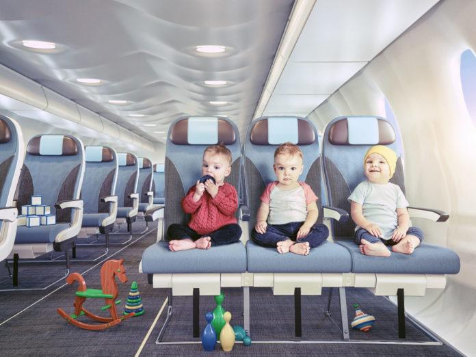 Samen Zwanger - Vliegen met je baby
