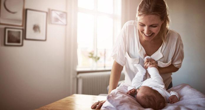 Samen Zwanger_4 maanden oud_week 1