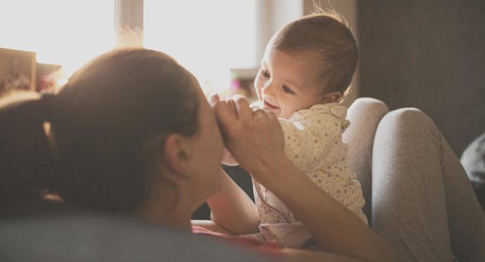 Samen Zwanger_5 maanden oud_week 3