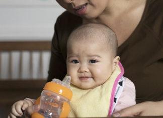 Samen Zwanger_7 maanden oud_week 1
