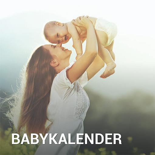Samen Zwanger - Babykalender