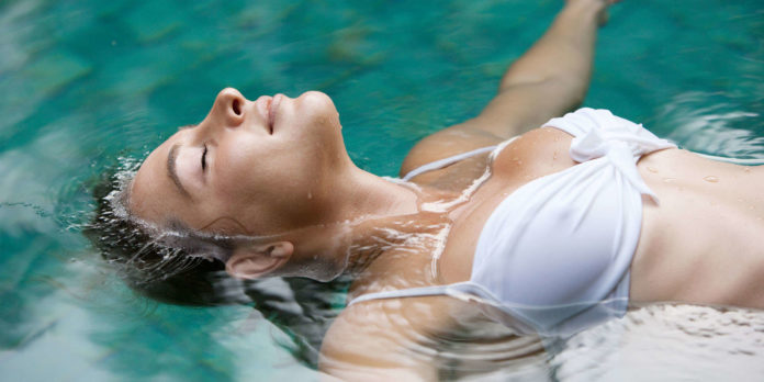 Samen Zwanger - Floaten als ultieme ontspanning