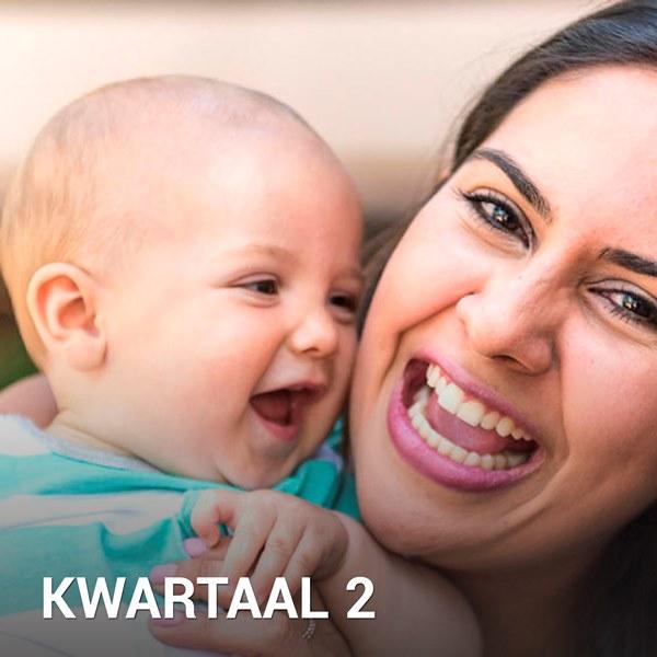 Samen Zwanger - Babykalender Kwartaal 2