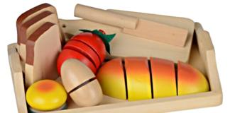 Samen Zwanger - Waarschuwing voor houten speelgoed Action