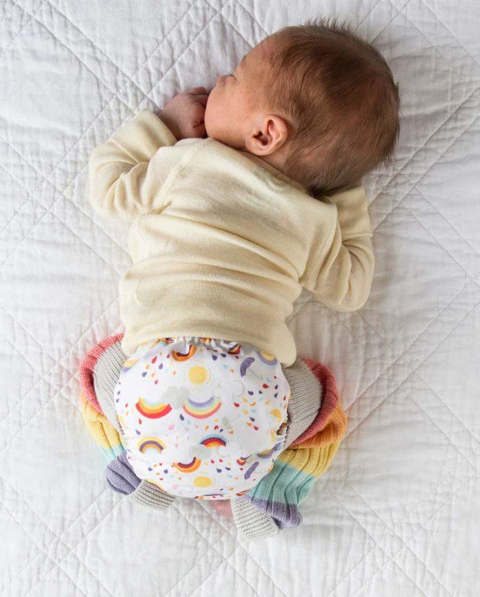 Samen Zwanger - Wasbare luiers