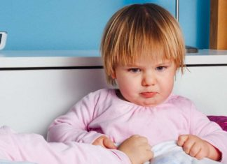 Samen Zwanger - Een baby snapt niets van een boze moeder