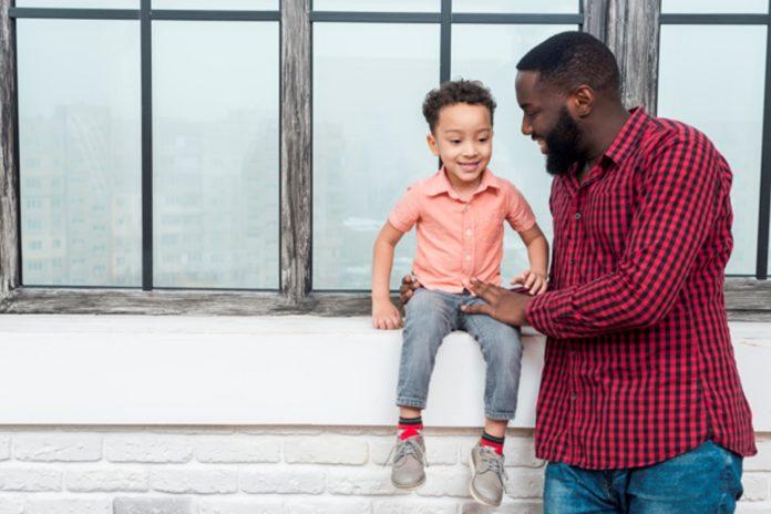 Samen Zwanger - Veel praten met je kind loont
