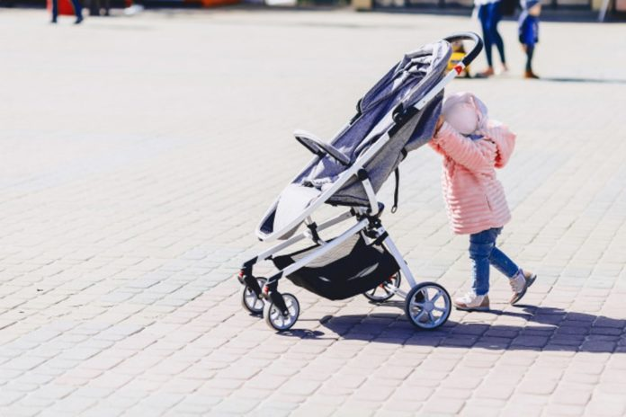 Samen Zwanger - De marathon rennen met een kinderwagen