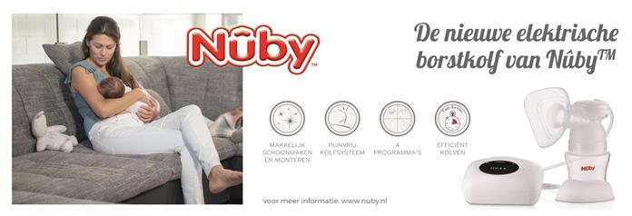Samen Zwanger - Nuby Banner Borstkolven